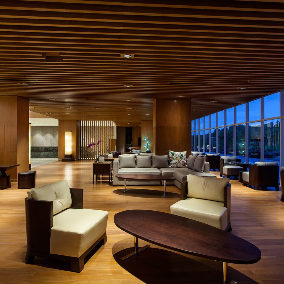 Lobby living room Architecture home lighting convention center conference hall Resort condominium headquarters
