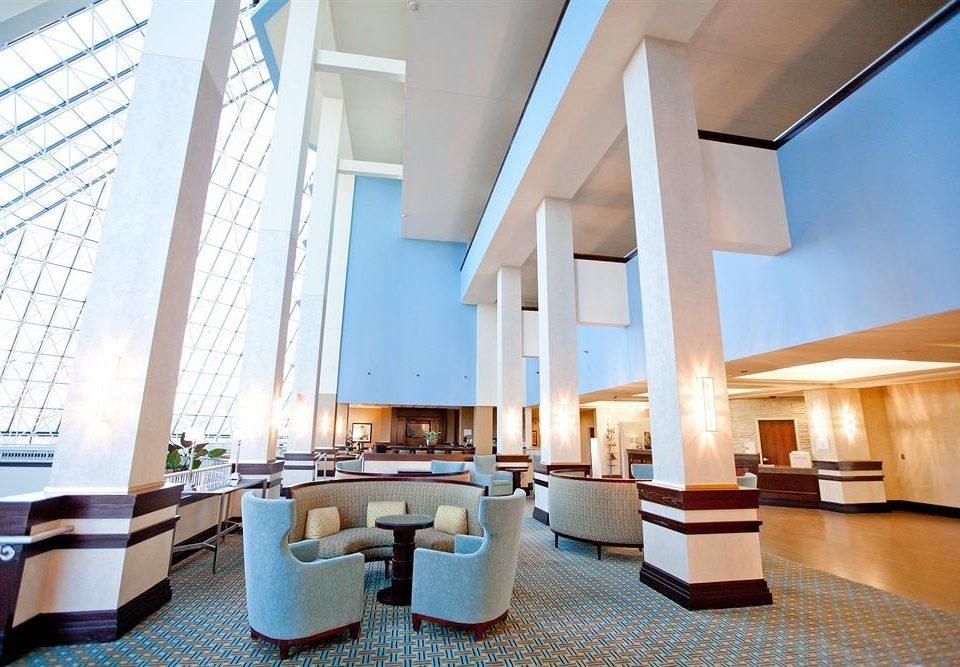 property Architecture condominium Resort headquarters convention center Lobby tub tiled