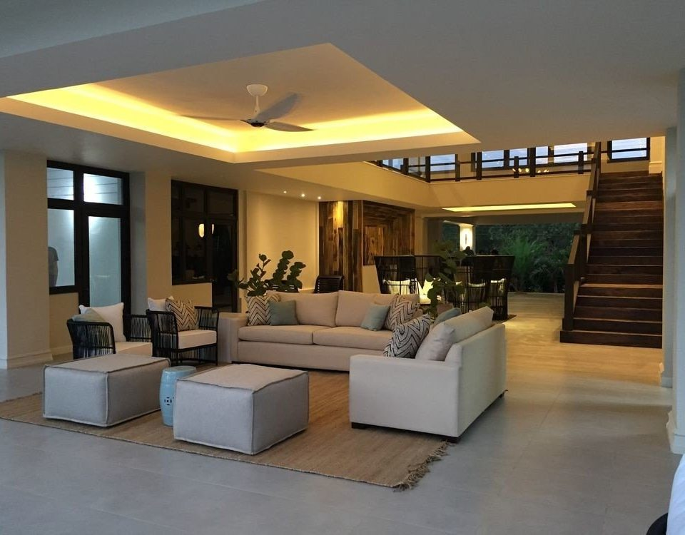 property Lobby living room condominium Architecture home lighting daylighting professional Villa