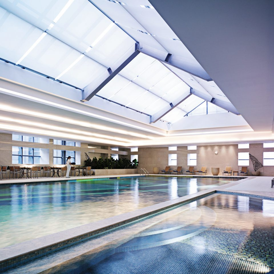 Luxury Modern Pool swimming pool leisure Architecture leisure centre daylighting headquarters lighting convention center plaza Resort