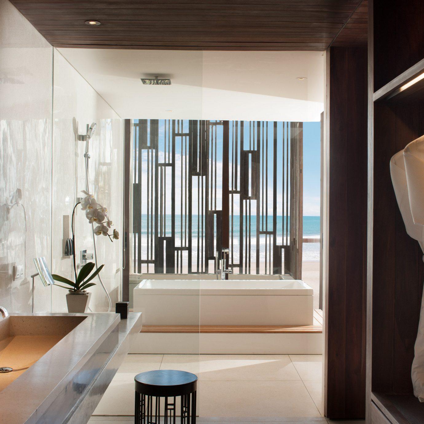 Architecture home lighting hall living room Modern tub bathtub