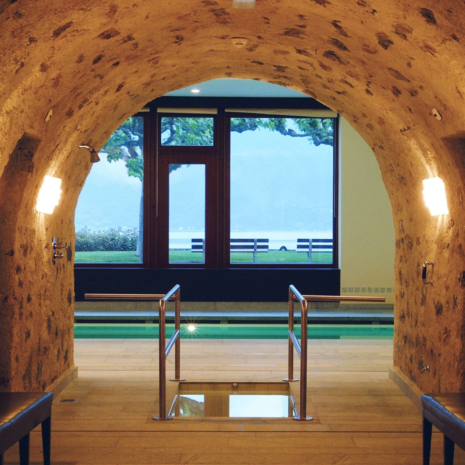 Play Pool Resort Wellness Architecture house arch stone