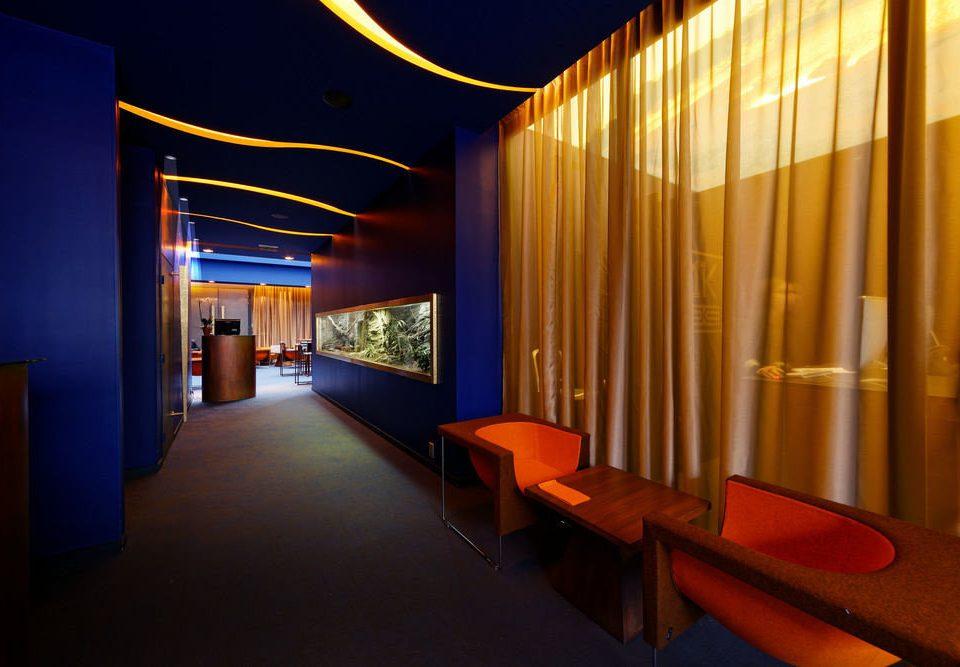 color Architecture stage restaurant auditorium Resort theatre