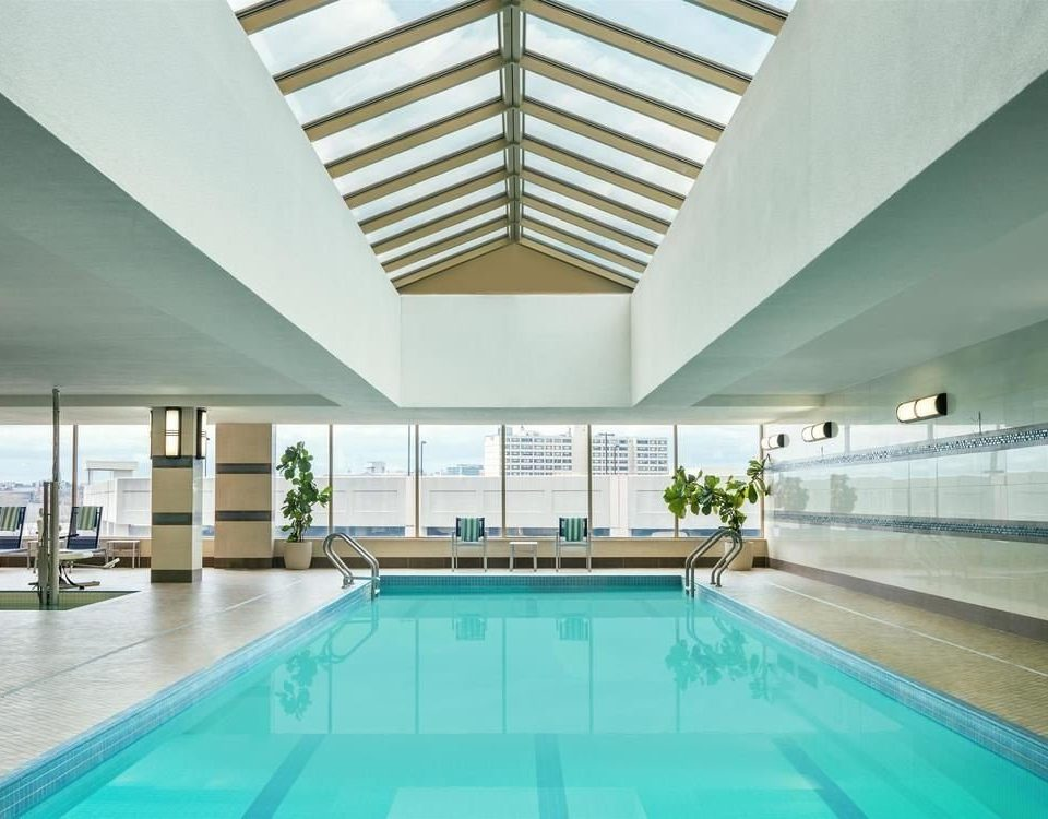 swimming pool property building leisure Architecture leisure centre condominium daylighting professional headquarters Resort
