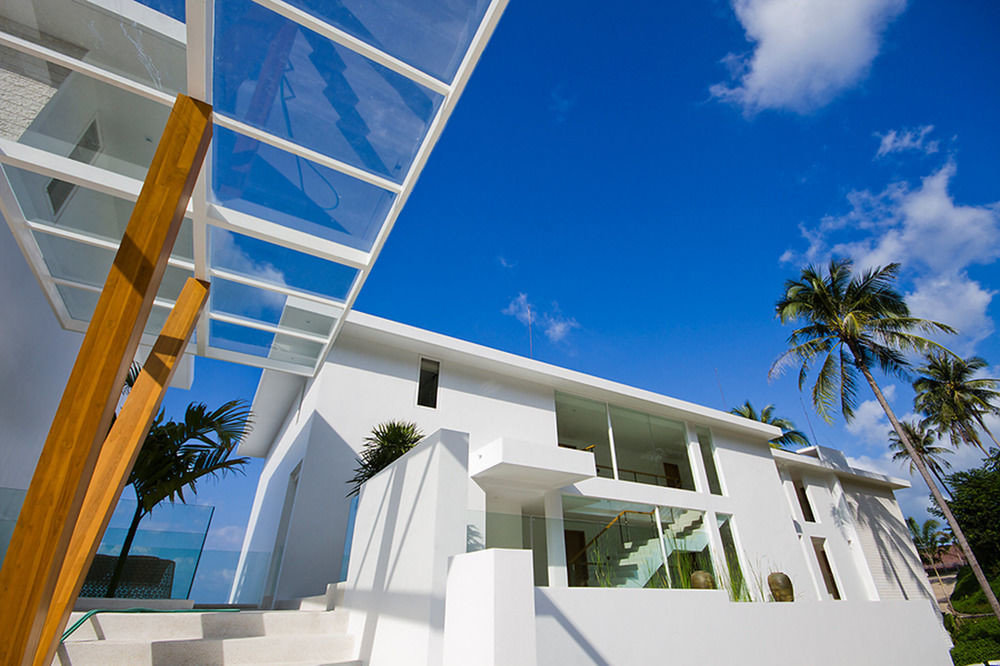 building sky property house Architecture home condominium residential area white Resort headquarters