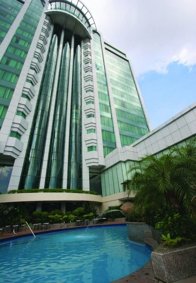 sky building property leisure swimming pool condominium Architecture Resort stone