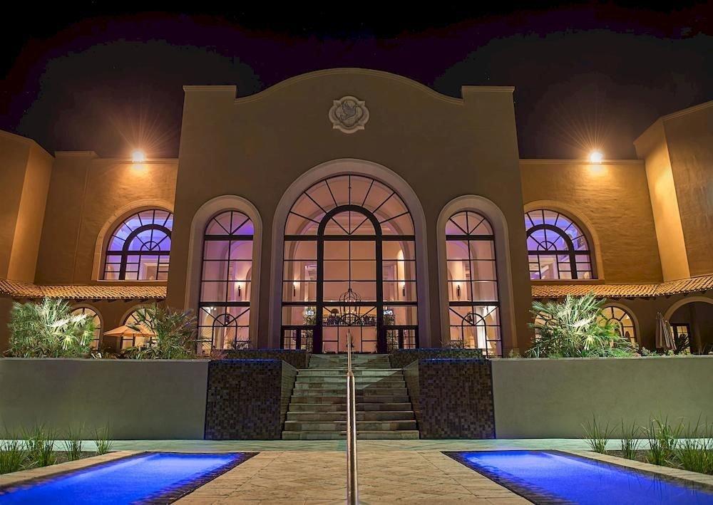 Architecture mansion glass chapel Resort