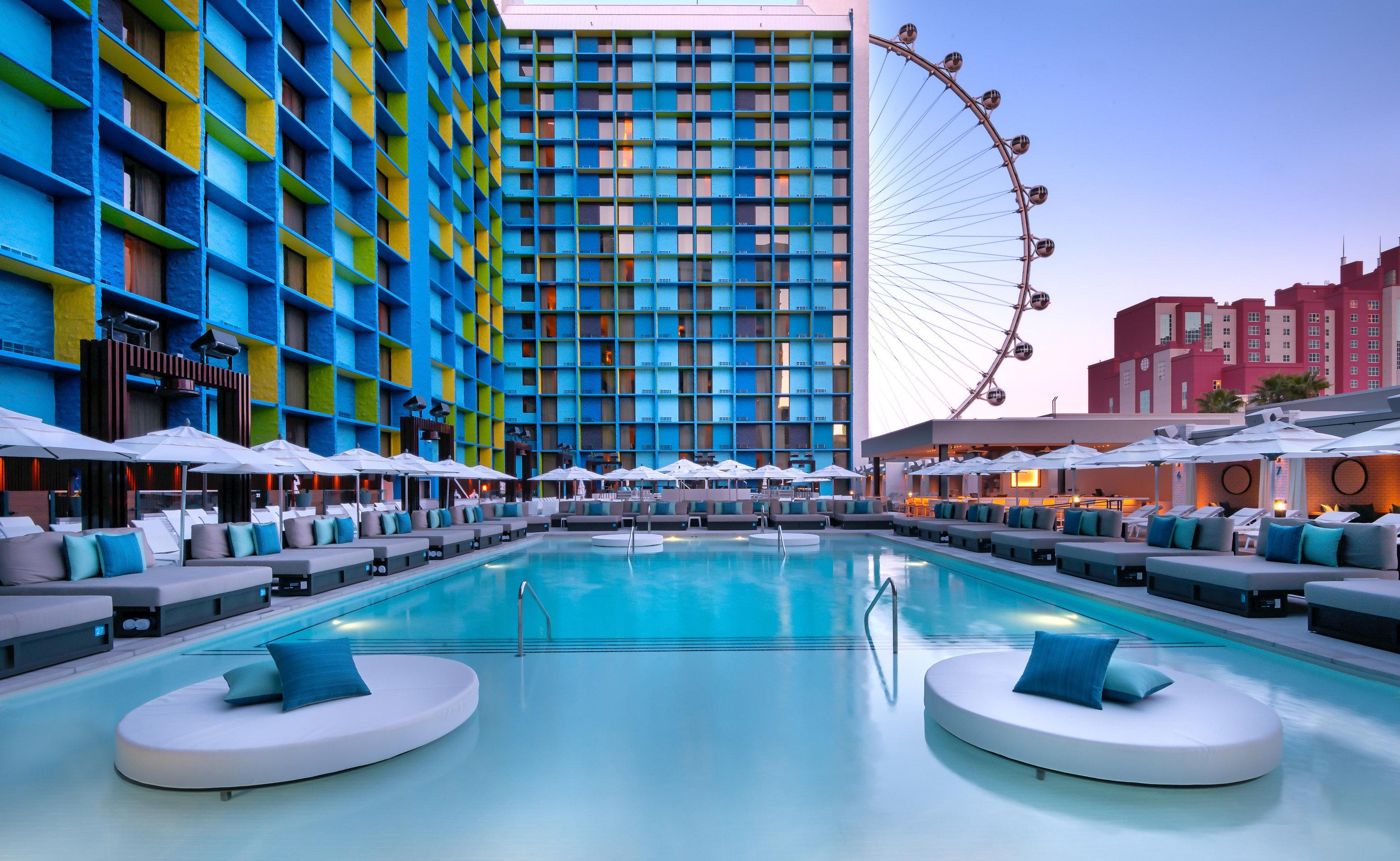 leisure swimming pool condominium Architecture plaza Resort headquarters convention center