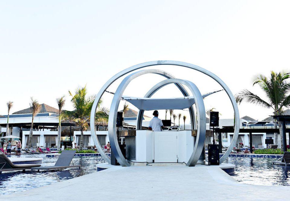 sky Architecture home Resort marina