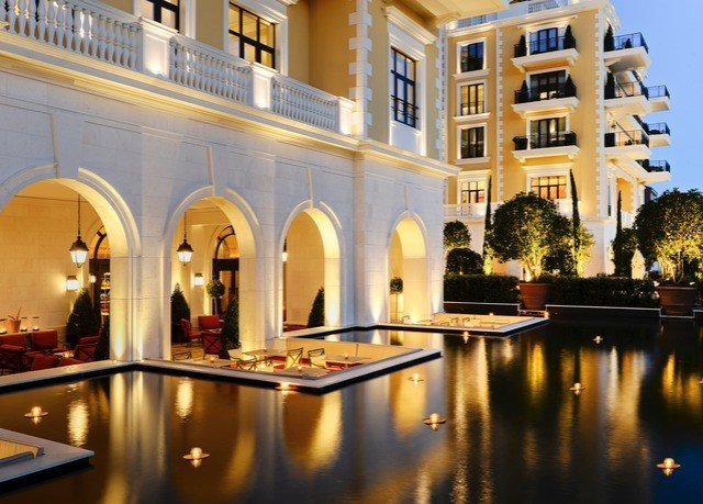 building property Architecture palace plaza home mansion Villa Resort colonnade