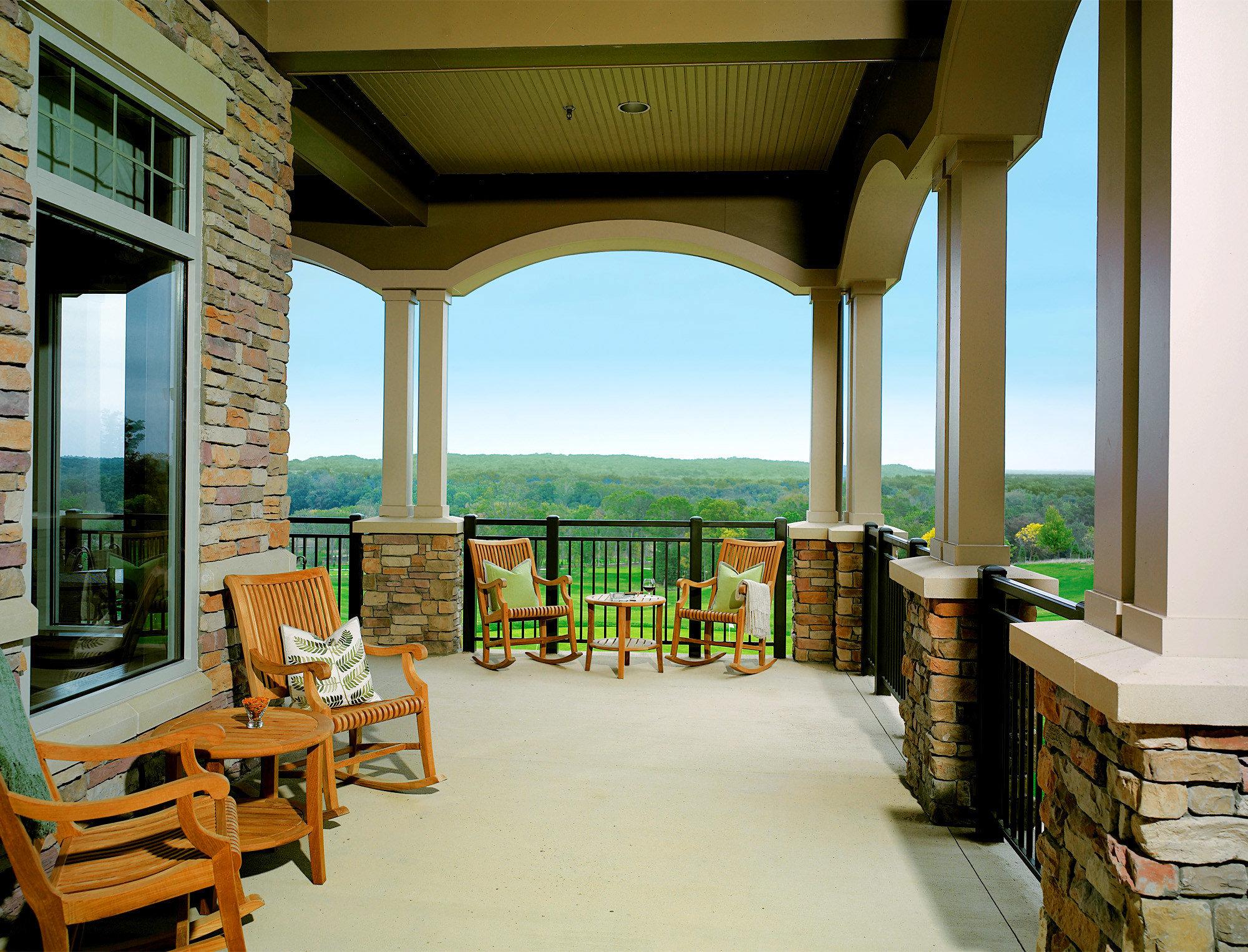 property house chair building home Architecture Resort condominium Villa cottage mansion living room restaurant porch