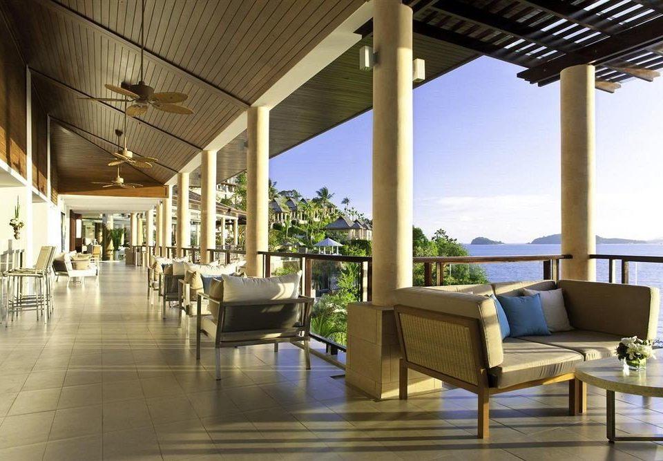 chair property Architecture condominium lighting home living room outdoor structure Villa Resort