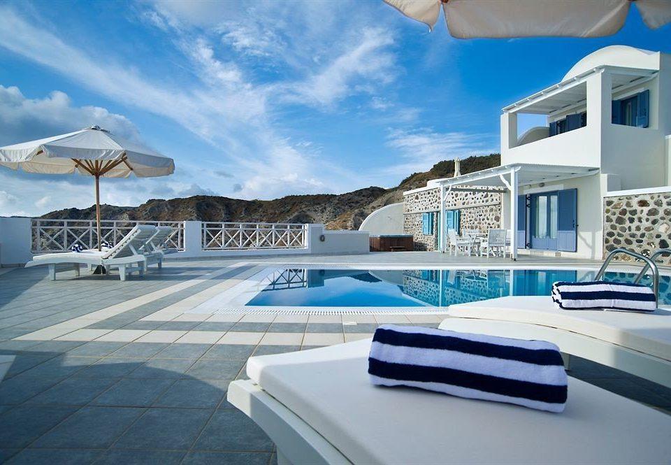 property swimming pool Architecture passenger ship vehicle Resort condominium yacht home marina Villa