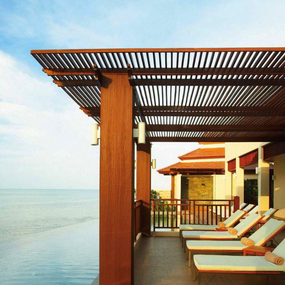 sky property house Architecture Resort Villa