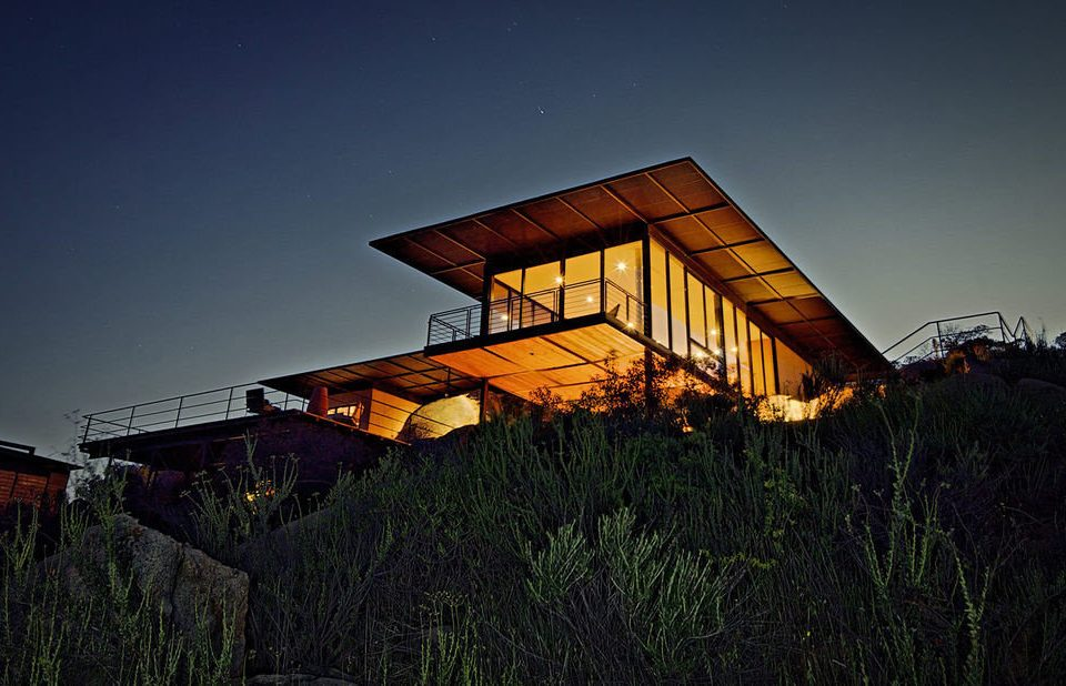 sky track night house Architecture atmosphere of earth evening dusk Sunset sunlight lush