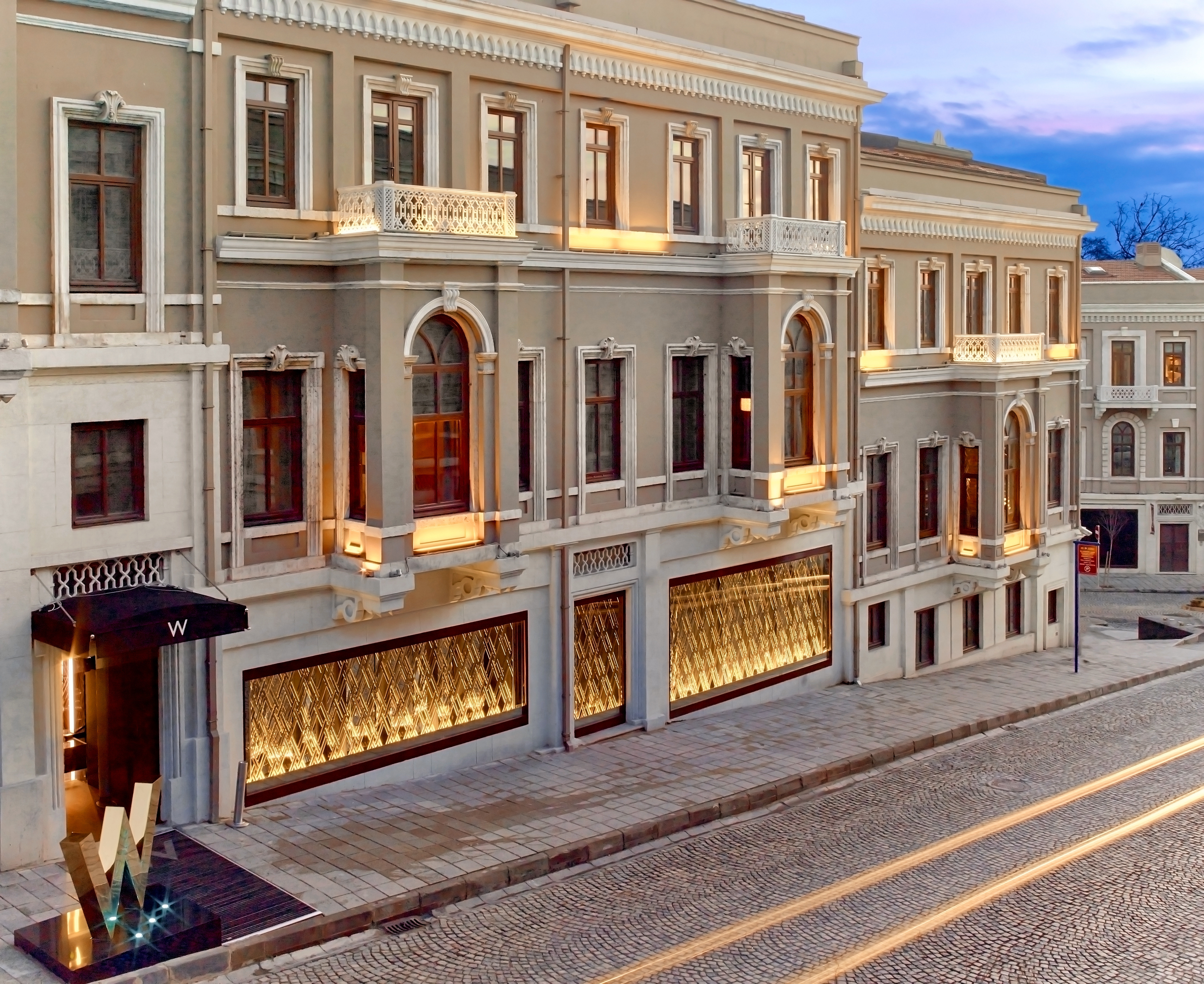 building Town Architecture palace mansion home plaza