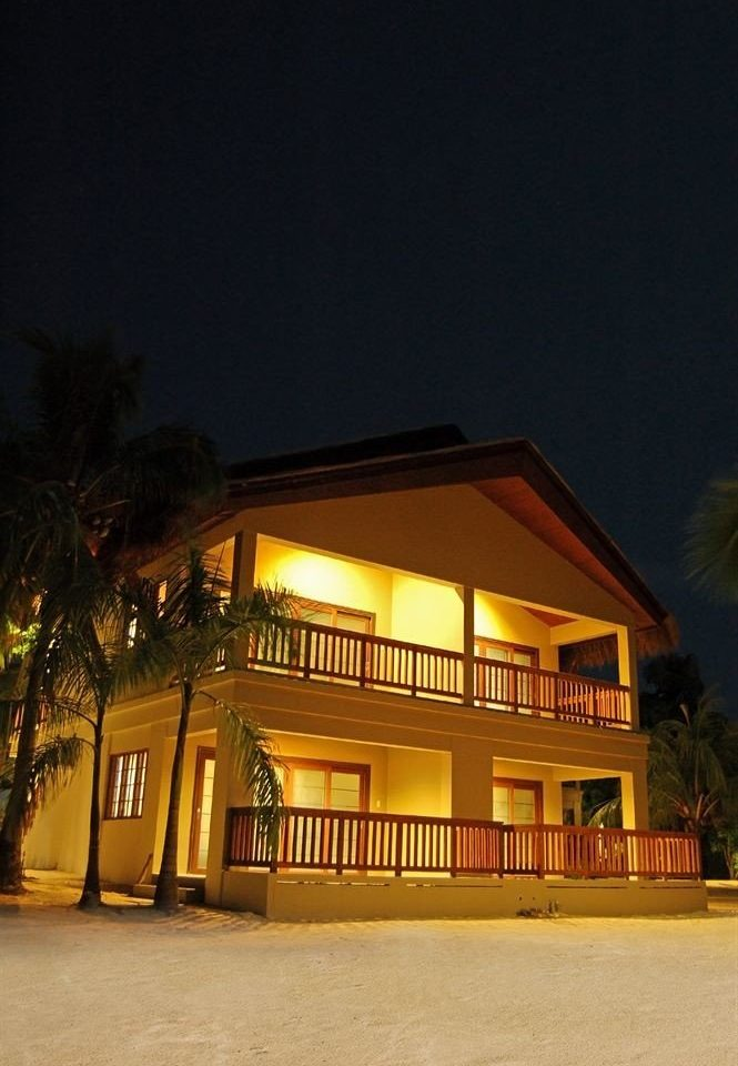 house yellow night Town light Architecture evening home lighting restaurant