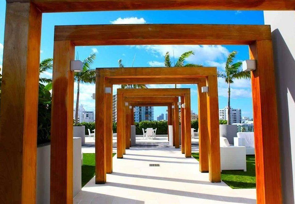 building property house Architecture wooden home arch porch Villa hacienda mansion