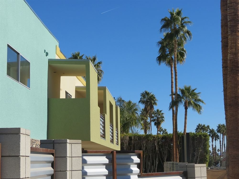 sky building tree property house Architecture home Villa professional residential area condominium