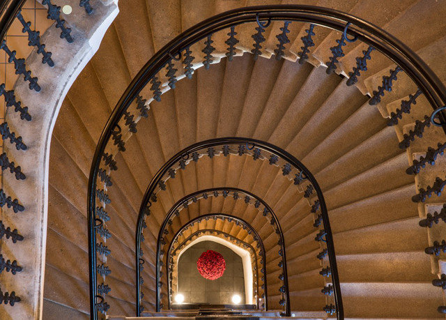 arch building Architecture step vault stairs dome ancient history Winery symmetry tourist attraction