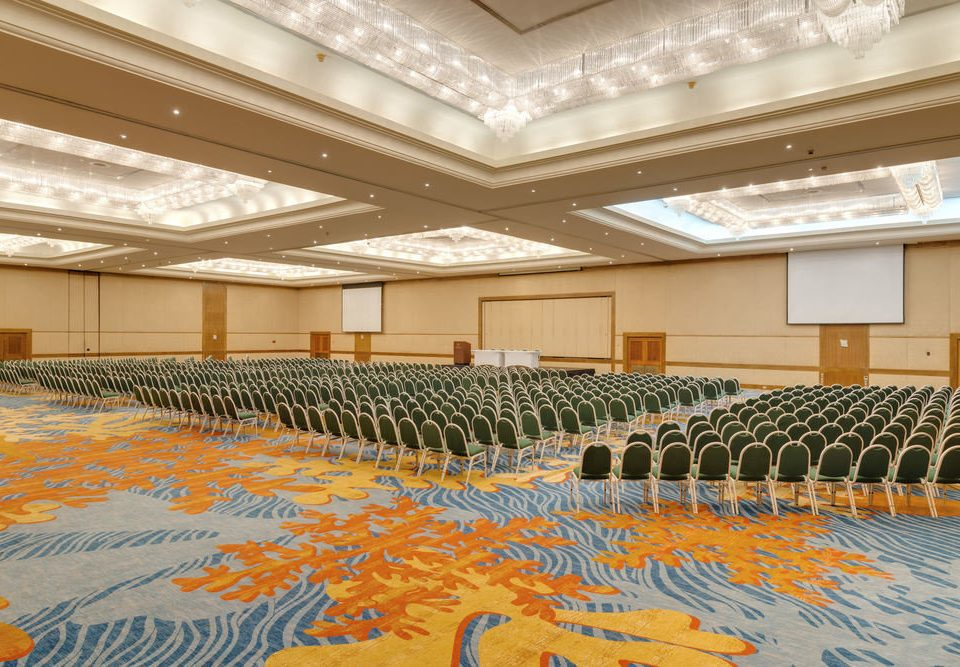 auditorium structure sport venue convention center function hall conference hall ballroom arena flooring colored