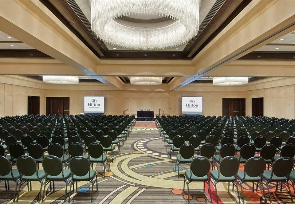 auditorium structure conference hall sport venue convention center function hall theatre arena convention hall empty lined line