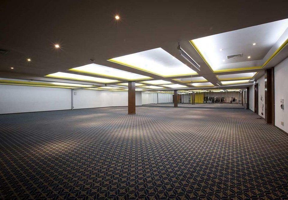 structure sport venue auditorium lighting subway arena hall