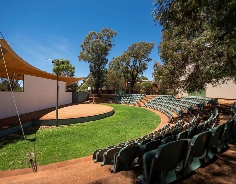 tree sky grass structure property sport venue stadium arena