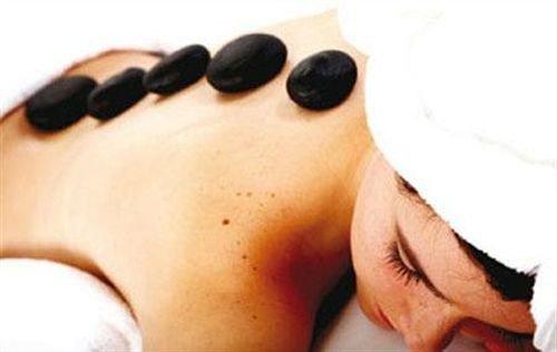 face eyebrow nose skin close up head mouth arm organ therapy eye eyelash hand sense finger massage chest