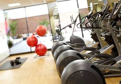 structure gym sport venue arm muscle exercise equipment chest