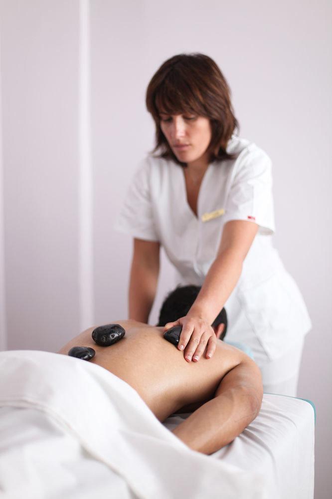 therapy arm leg muscle massage sense neck human body chest