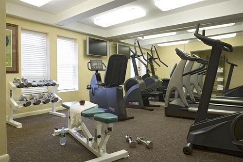 structure gym sport venue muscle arm condominium physical fitness