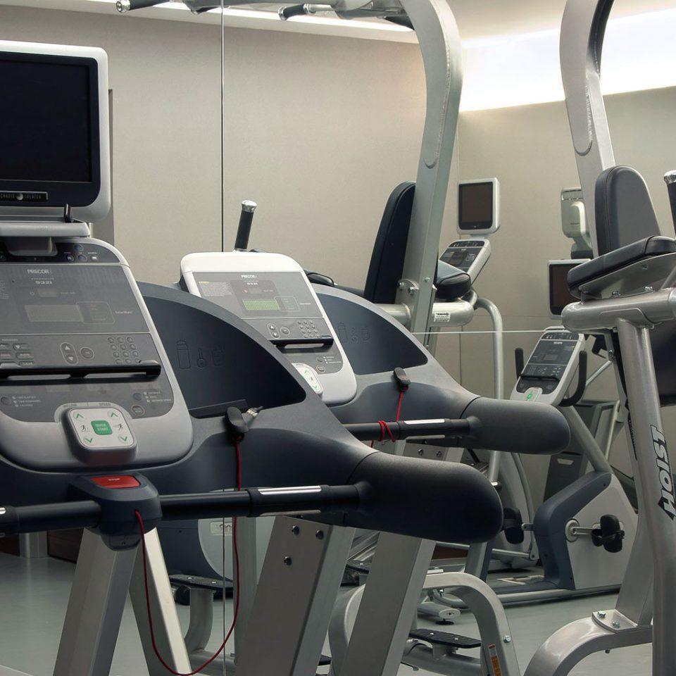 structure gym sport venue arm exercise machine leg extension