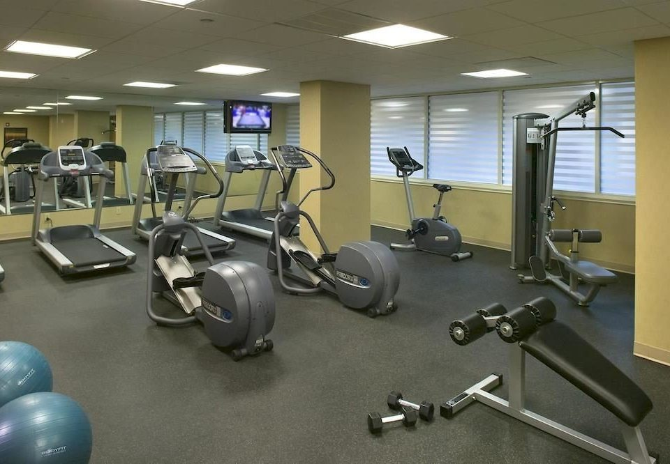 structure gym sport venue office arm muscle