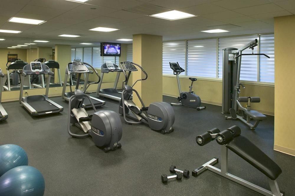 structure gym sport venue office arm muscle