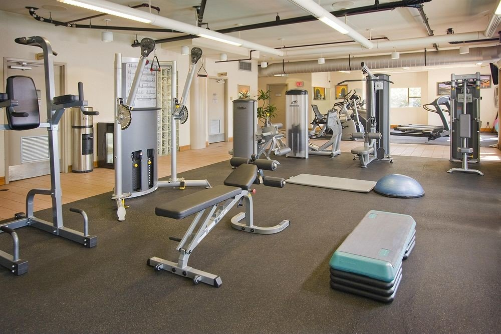 structure gym sport venue muscle arm office physical fitness