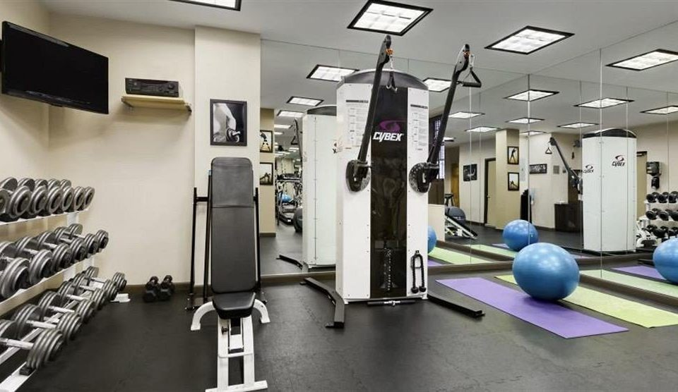 structure gym sport venue arm muscle physical fitness office