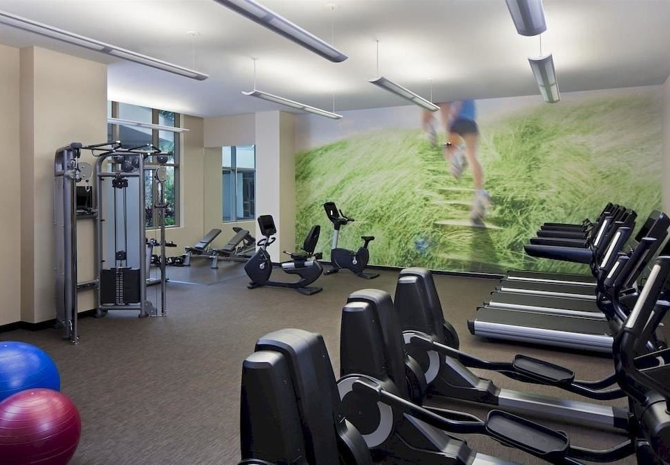 structure gym sport venue office arm physical fitness