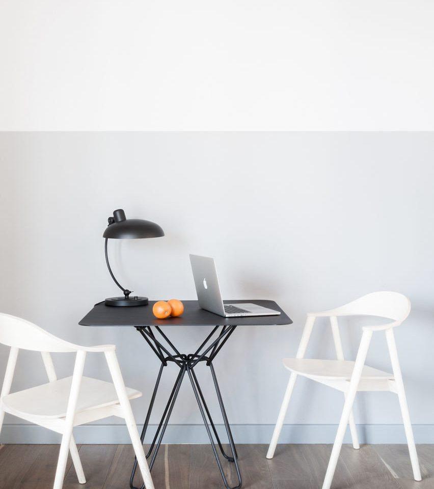 chair armrest desk set