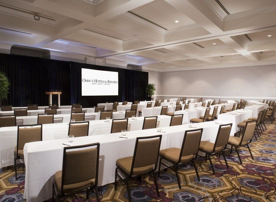auditorium conference hall function hall meeting convention center white seminar convention ballroom bunch conference room arranged