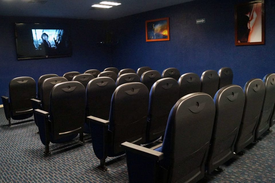 auditorium structure sport venue conference hall movie theater conference room arranged