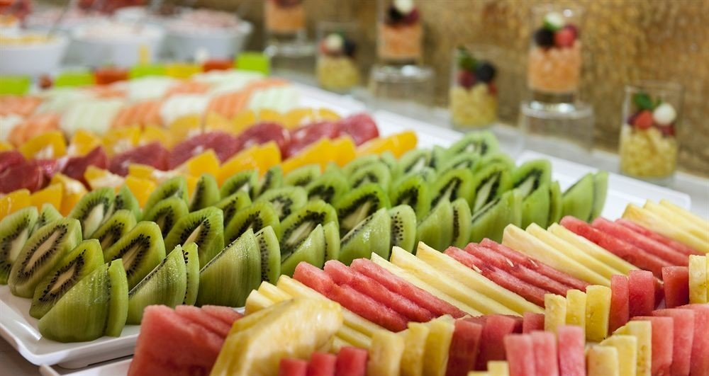 food different buffet cuisine hors d oeuvre lunch colorful colored arranged