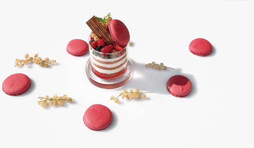 plate food heart petal christmas decoration organ dessert arranged