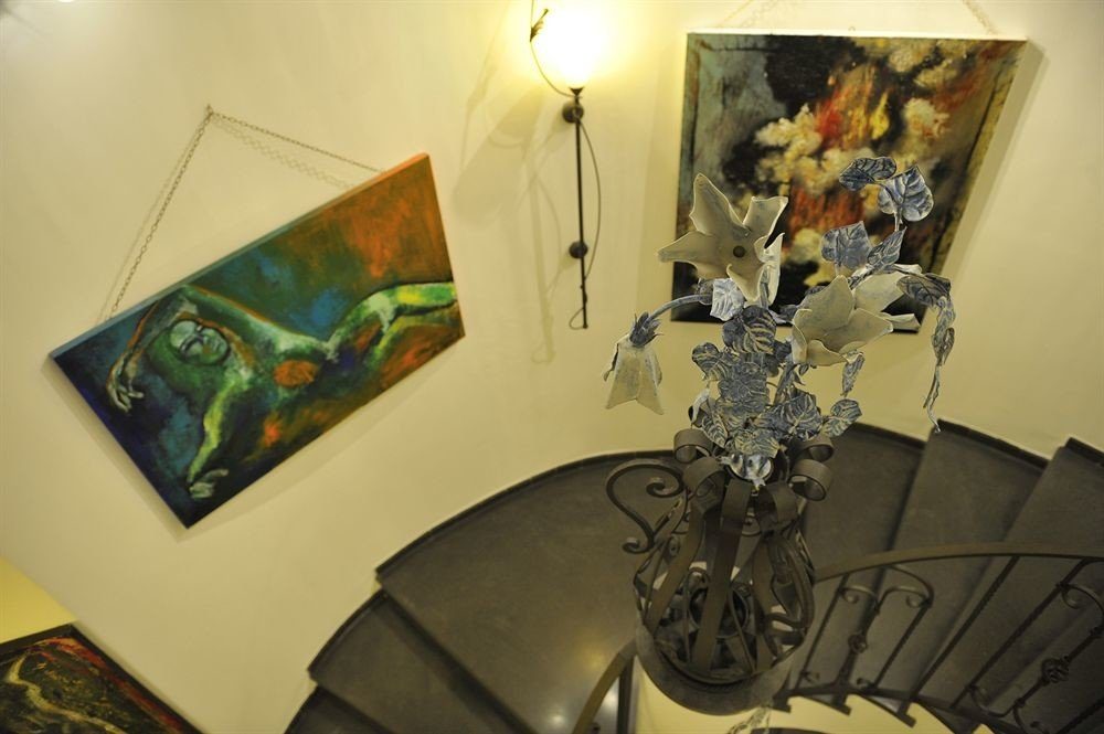 modern art painting art mural exhibition art gallery tourist attraction