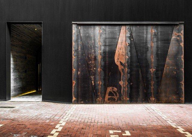 ground modern art art tourist attraction art gallery