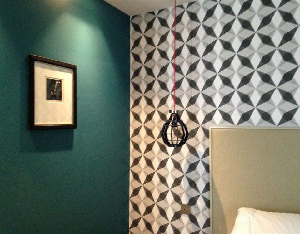 bathroom art tile flooring modern art shape wallpaper tiled