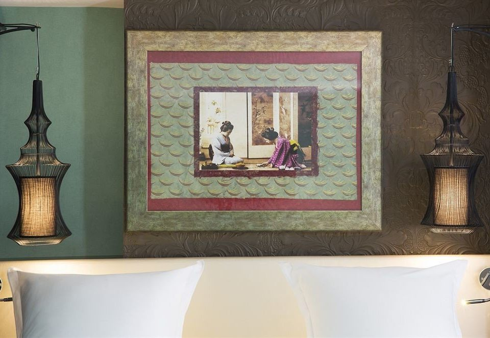 art home living room bathroom