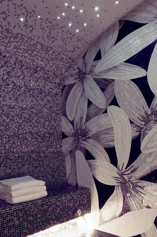 white purple blue flower petal art leaf wallpaper circle shape pattern