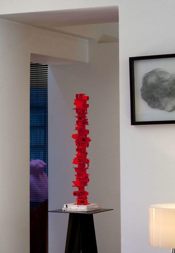color red modern art art lighting glass shelf material picture frame