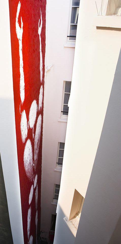 color white red art modern art lighting shape